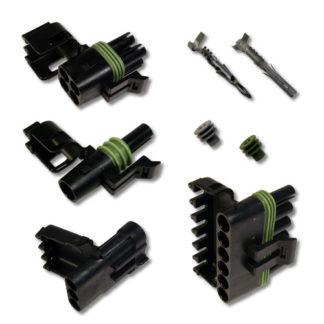 Delphi Connectors